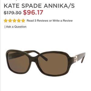 Kate Spade New York Anica sunglasses